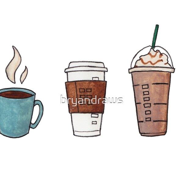 Coffee? by bryandraws