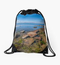 Watkins Bay - Beaumaris Drawstring Bag