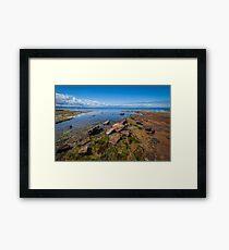 Watkins Bay - Beaumaris Framed Print