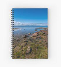 Beaumaris Coast Spiral Notebook