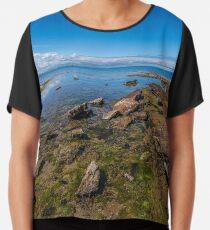 Beaumaris Coast Chiffon Top