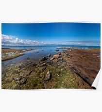 Beaumaris Coast Poster