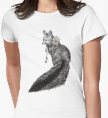 Foxy Women's Fitted T-Shirt