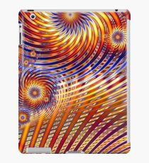 Pinwheel Abstract iPad Case/Skin
