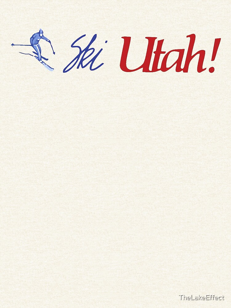 Ski Utah by TheLakeEffect