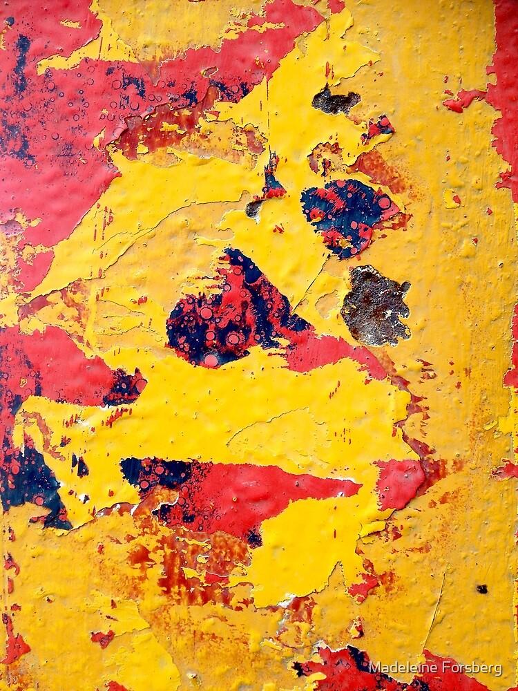 PeELiNg PaiNt by Madeleine Forsberg