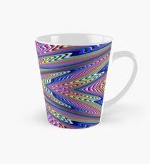 6 Point Abstract Tall Mug