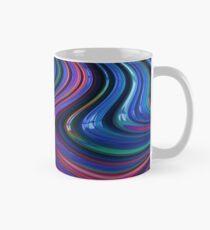 Wave Abstract Mug