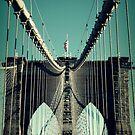 The Bridge of Brooklyn  by Julie Moore