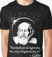 Thunderbolt and Lightning Galileo Graphic Graphic T-Shirt