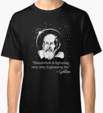 Thunderbolt and Lightning Galileo Graphic Classic T-Shirt