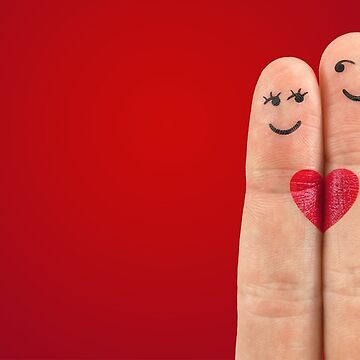 Fingers in love by NaCl01