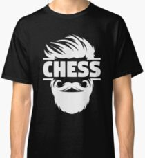 Fridge Magnet Chess - Carved Chess Set - Russian Chess Set - Plastic Chess - Unique Chess Sets - Chess Mug - Travel Chess - Large Chess Set Classic T-Shirt