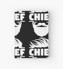 Chief Bridesmaid - Us Navy Chief - Kc Chiefs Shirt - Master Chief Mug - Chief Petty Officer - Chief Illiniwek - Senior Chief - Master Chief Hardcover Journal