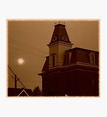 092908-1   SCAREY Photographic Print