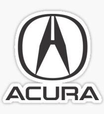 Acura Stickers Redbubble - Acura stickers