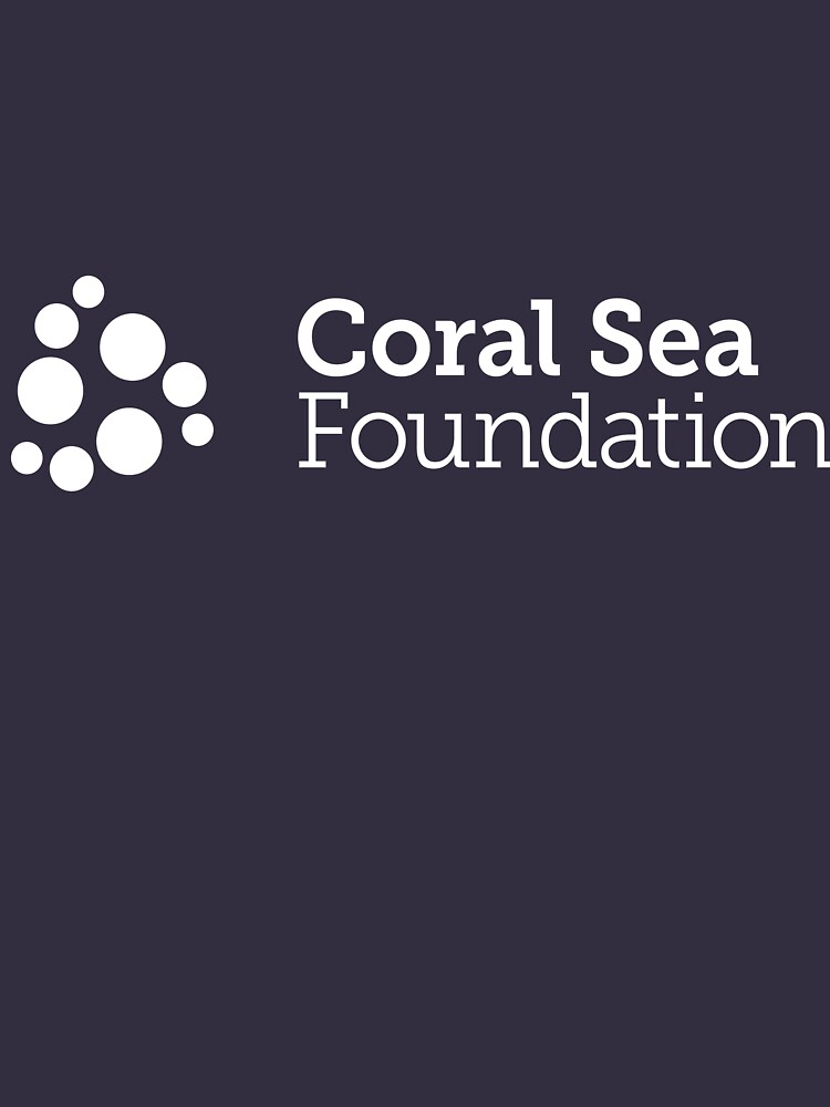 Coral Sea Foundation - White text by neoniphon