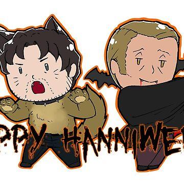 Happy Hanniween 01 by bayobayo