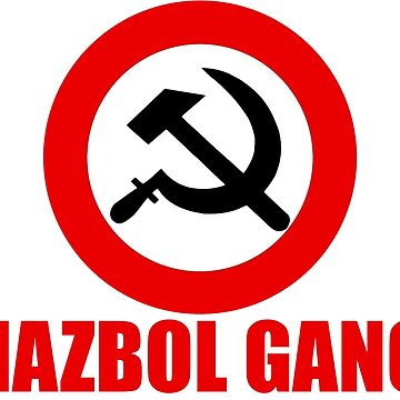 NAZBOL GANG by myshirtisgreen