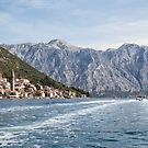 Perast by John Thurgood