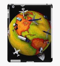 America transportation iPad Case/Skin