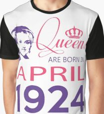It's My Birthday 94. Made In April 1924. 1924 Gift Ideas. Graphic T-Shirt