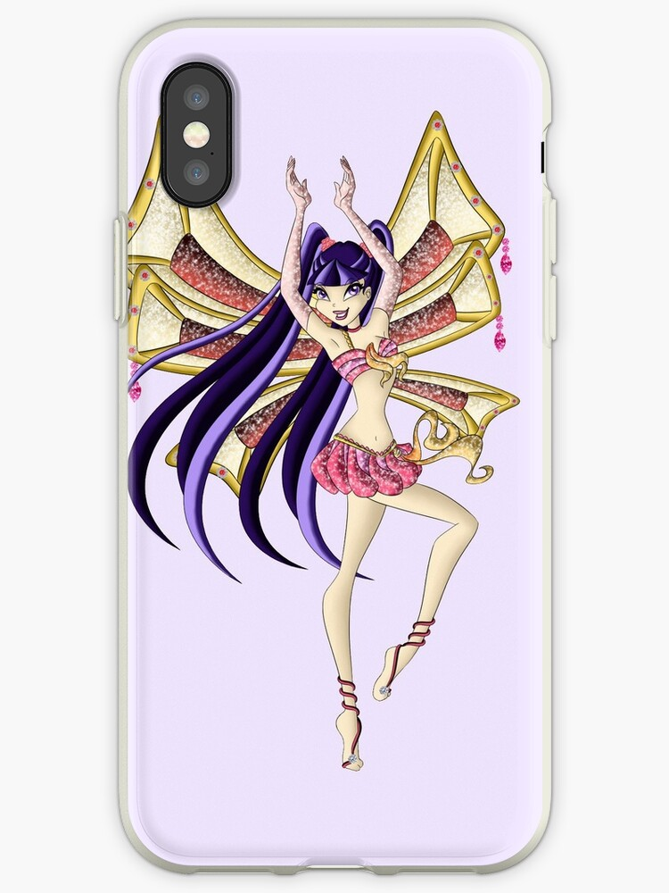 musa enchantix iphone cases covers by starfiregal92 redbubble