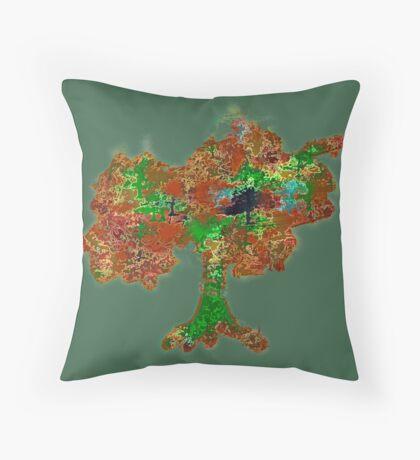 Oak Noproblem 2  Throw Pillow