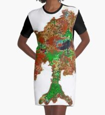 Oak Noproblem 2  Graphic T-Shirt Dress