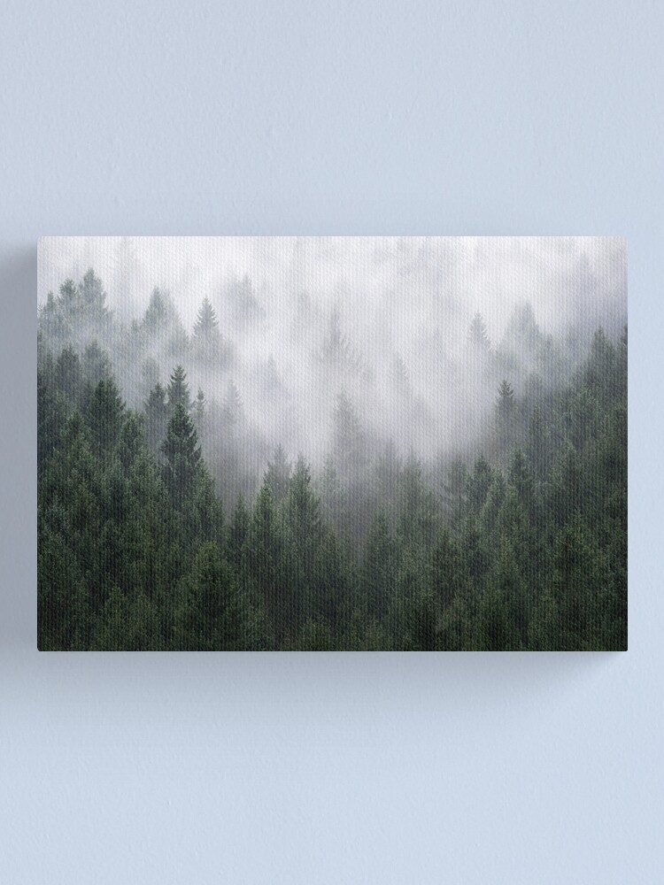 Alternate view of Home Is A Feeling Canvas Print