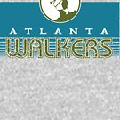 Atlanta Walkers by batcatgraphics