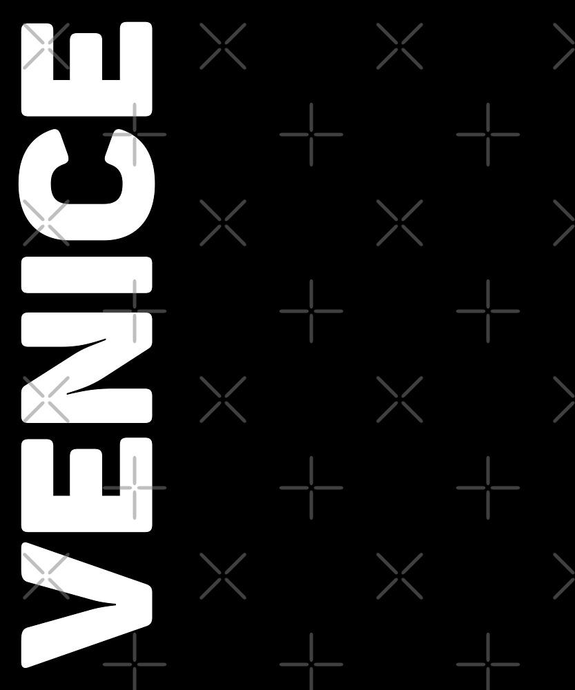 Venice T-Shirt by designkitsch