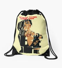 the rocky horror picture show Drawstring Bag