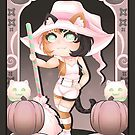 Lita Chibi Witch - 2018 (Card Version) by devicatoutlet
