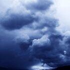 Falling Clouds ... by Angelika  Vogel