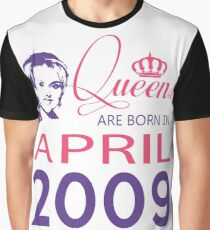 It's My Birthday 9. Made In April 2009. 2009 Gift Ideas. Graphic T-Shirt