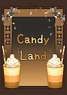 Candy Land - 2018 (Card Version) by devicatoutlet