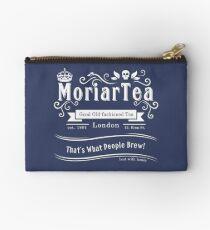 MoriarTea 2014 Edition (white) Studio Pouch