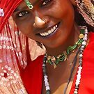 A Gypsy Girl from Rajasthan by Mukesh Srivastava