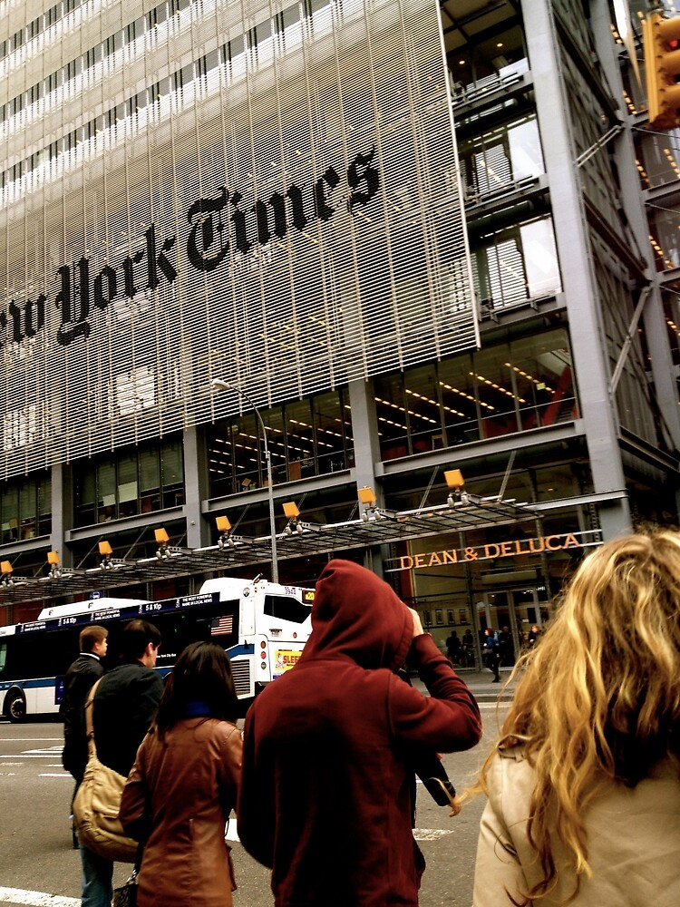 new york times building by bron stadheim