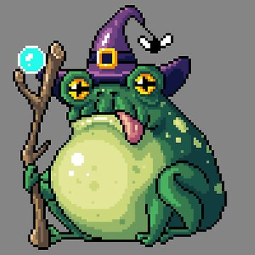 Frog Witch by maicakes