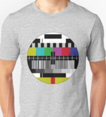 Test screen Unisex T-Shirt