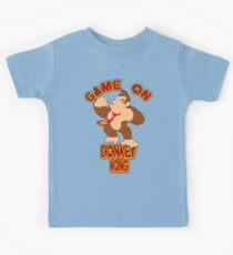 Game On Donkey Kong Kinder T-Shirt