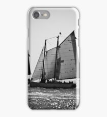 Three 19th Century Schooners iPhone Case/Skin
