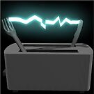 Toaster by Ry Bowie-Woodham