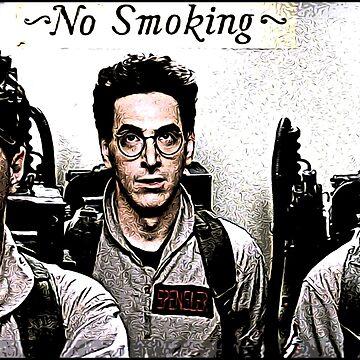 No Smoking Busters by CreativeSpero