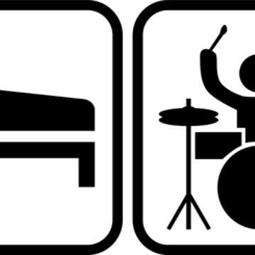 Drums - Eat, Sleep, Drums, Repeat by BerksGraphics