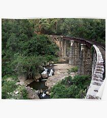 Nilgiri Mountain Railway - India Poster