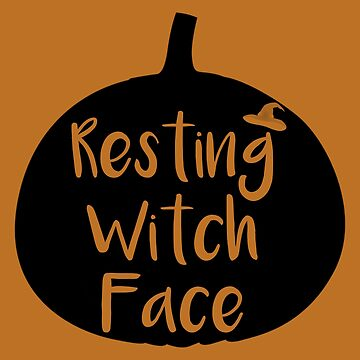 Resting Witch Face by shorouqaw1