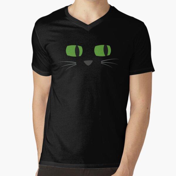 Midnight - Face Time V-Neck T-Shirt